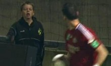 This Young Ball Boy Is The Baddest S.O.B. Ever! (Video)