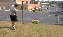 This Is What A Basketball Hole-In-One Looks Like (Video)