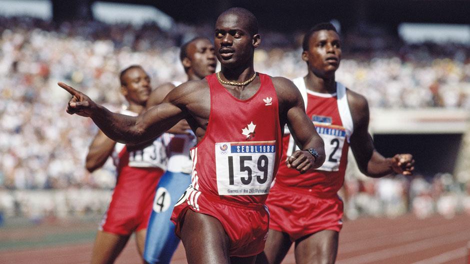 Historical sports photography Ben-johnson1