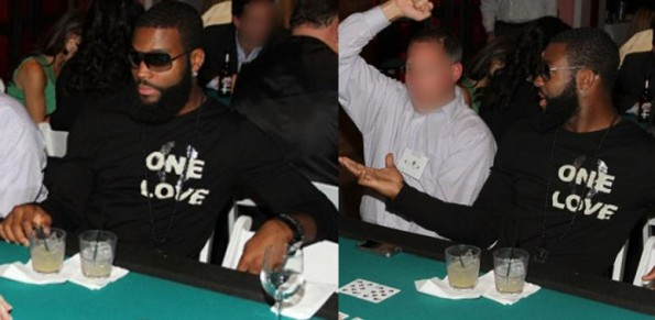 braylon edwards drinking