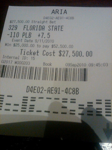 florida state bet