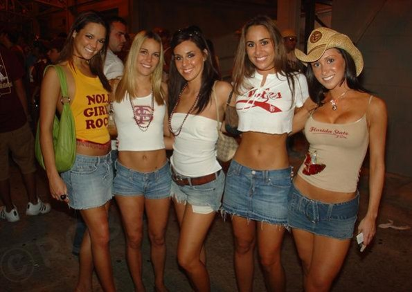 florida state chicks