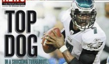 "Philadelphia Media Dubs Vick ""Top Dog"" (PIC)"