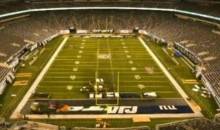 Time-Lapse Video Of The Giants-To-Jets Change At The New Meadowlands