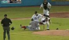 Nyjer Morgan Sparks Massive Brawl Between Nats And Marlins (Video)