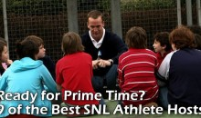 Ready for Prime Time? 9 of the Best SNL Athlete Hosts