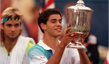This Day In Sports History (September 9th) — Pete Sampras
