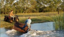 Picture Of The Day: Does This Sport Make The Redneck Olympics?