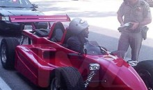 LAPD Pulls Over Ron Artest In His Indy Car (Pic)