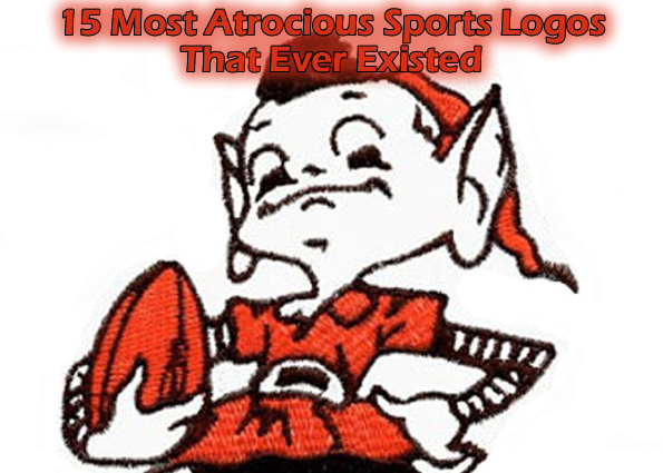 15 Most Atrocious Sports Logos That Ever Existed
