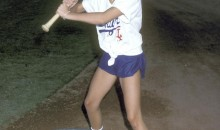 Picture Of The Day: Alyssa Milano Was Born An MLB Ball Bunny