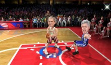 Obama, Bush, Clinton All Make An Appearance In New 'NBA Jam'