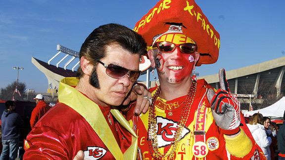 Kansas City Chiefs Fan Pictures Kansas City Chiefs Chiefs-fans