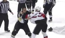 Frozen Fisticuffs Fight Of The Night – Engelland's Encore – 10/18/10