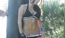 Footage Of Arianny Celeste's Playboy Shoot (Video)