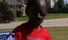 Meet Liam Roybal, a.k.a. Little Ron Washington (Video)