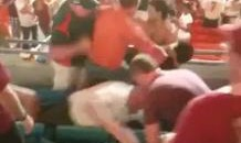 Nothing Says Rivalry Quite Like A Fan Brawl (Video)