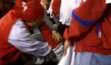 Phillies Fans Celebrate Game 2 Victory With Some Fisticuffs (Video)