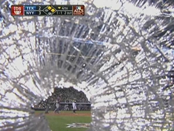 Shattered Lenses And Shattered Hopes At Yankee Stadium