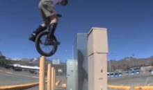 Suddenly Unicycles Are Cool Thanks To This Guy (Video)