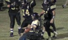 High Schooler With Cerebral Palsy Scores A Touchdown (Video)
