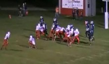 The Greatest High School Football Play That Never Counted (Video)