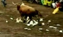 Three Killed In Columbian Bullfight (Video)