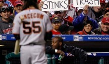 Picture Of The Day: Welcome To Philly Tim Lincecum
