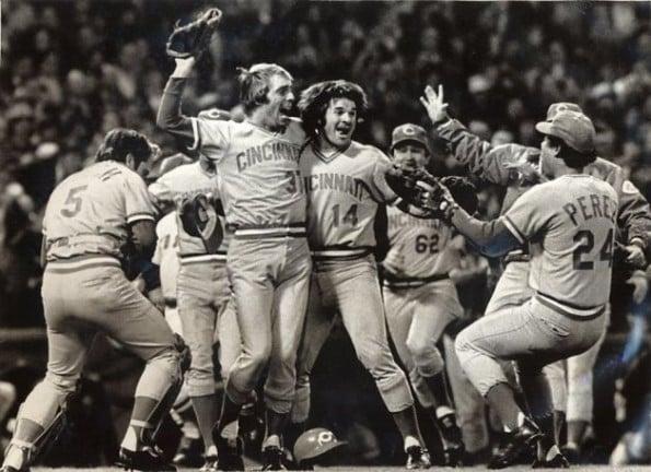 cincinnati reds 1975 world series