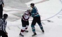 Frozen Fisticuffs Fight Of The Night — Clowe vs. Corrente — 10/27/10