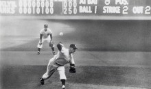 This Day In Sports History (October 8th) — Don Larsen