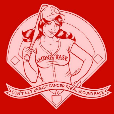 don't let breast cancer steal second base