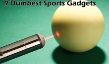 Gee. Thanks: The 9 Dumbest Sports Gadgets