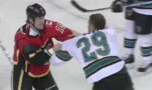 Frozen Fisticuffs Fight Of The Night – Goal!…Fight! – 10/24/10