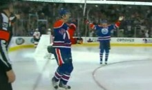 Jordan Eberle's First NHL Goal May End Up Being His Best (Video)