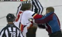 Frozen Fisticuffs Fight Of The Night — Liffiton vs. Jackman — 10/28/10