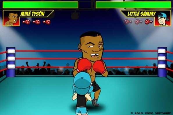 mike tyson's punch-out for iphone