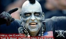 Hell on Earth: The 9 Most Intimidating Fan Bases for Visiting Fans and Players