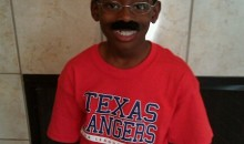 Picture Of The Day: This Ron Washington Costume Is Kinda Creepy