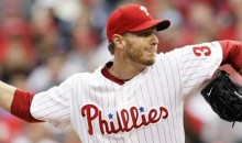 Roy Halladay Records A No-Hitter In His First Post-Season Game