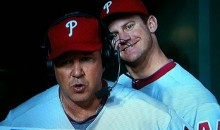 Picture Of The Day: Roy Oswalt Photobomb