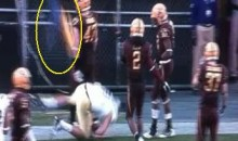 Boy Falls From Stands During UCLA vs. ASU Game (Video)