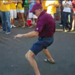 Creepy ASU Tailgating Grandpa Is Back