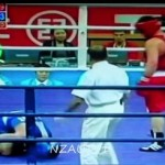 Devastating Knockout From The Asian Games