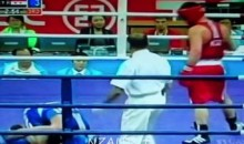 Devastating Knockout From The Asian Games (Video)