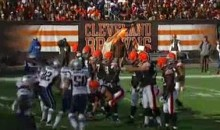 Did The Browns Just Pull A Fumblerooski On The Pats? (Video)