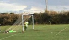 Own Goals Don't Get Much More Embarrassing, Painful Than This (Video)