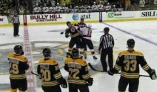 Frozen Fisticuffs Fight Of The Night — Pelley Vs. McQuaid — 11/15/10