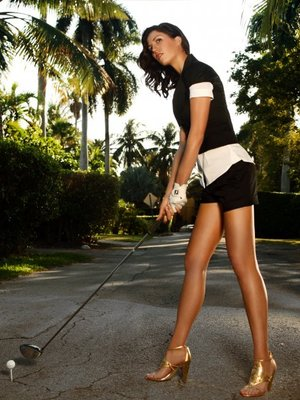 Sandra Gal – Golf