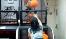 The Best Arcade Basketball Performance Ever! (Video)